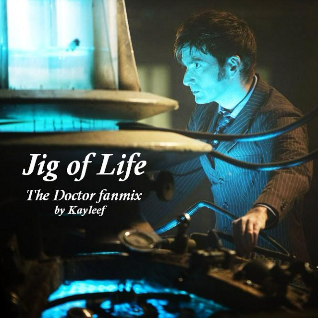 Jig of Life: The Doctor fanmix