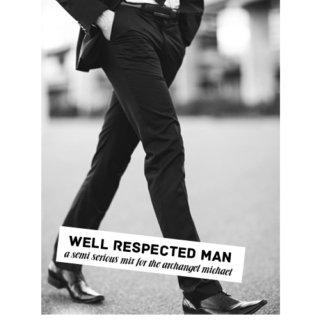 well respected man