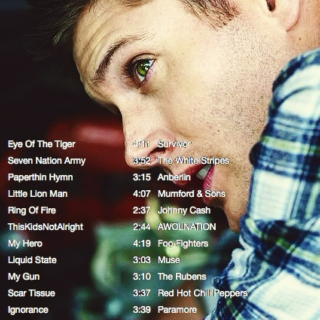 Dean Winchester's mix