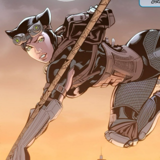 I never loved nobody fully (A Catwoman FST)