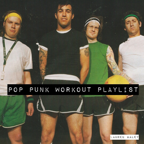 Pop Punk Workout