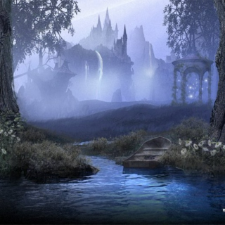 Enter the world of the fey
