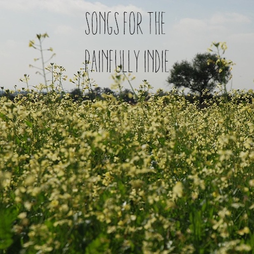 songs for the painfully indie