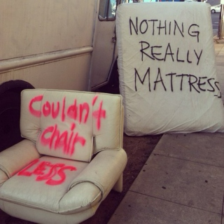 Nothing mattress. I could chair less