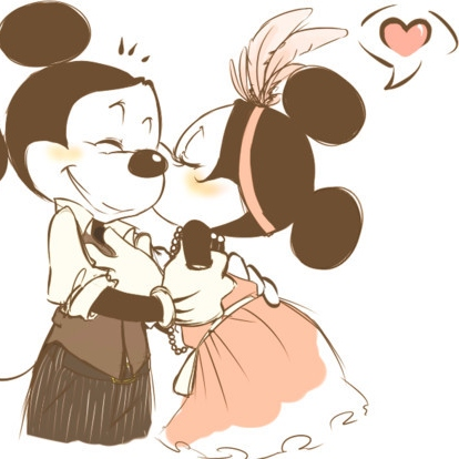 That Special Sort Of Disney Love