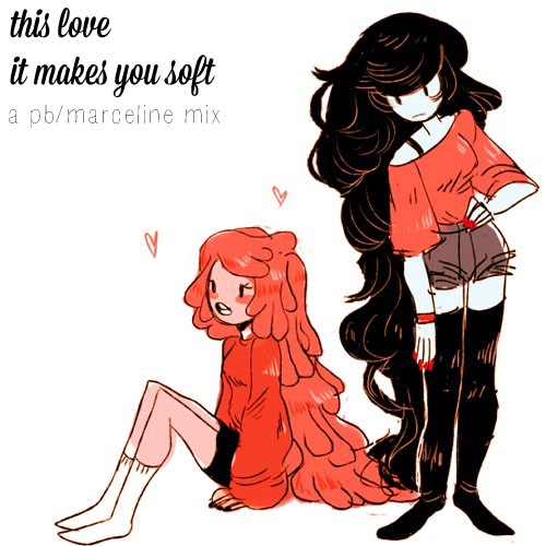 this love it makes you soft
