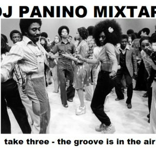 DJ PANINO MIXTAPE take three