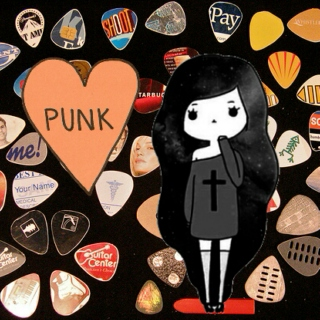Punk Rock Love~