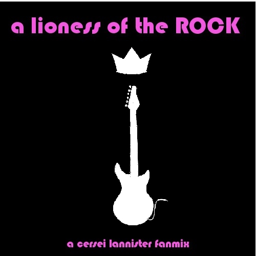 a lioness of the ROCK