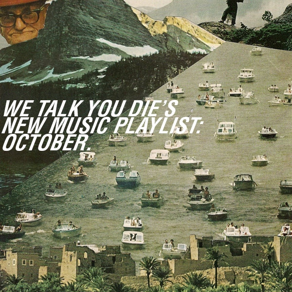 New Music Playlist: October