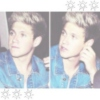 In love with Niall