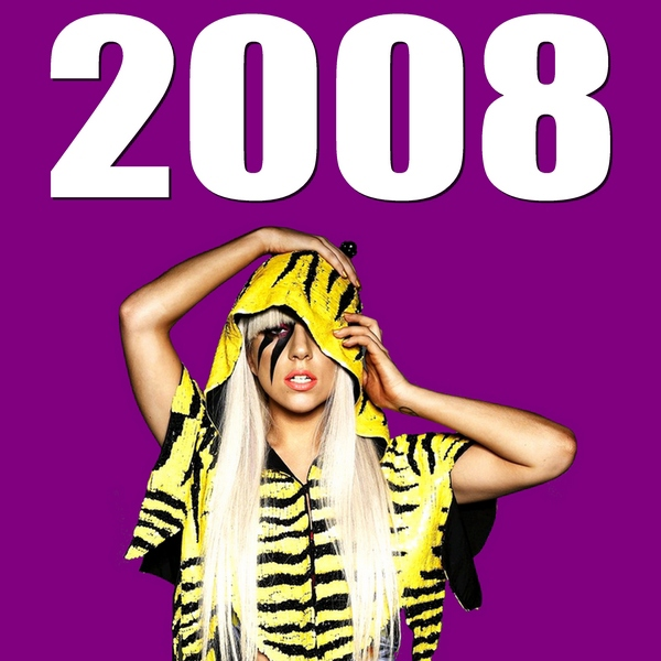 Pop Songs 2008