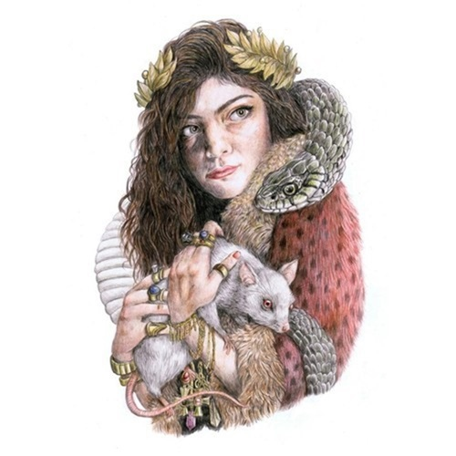 Lorde Mix ♥