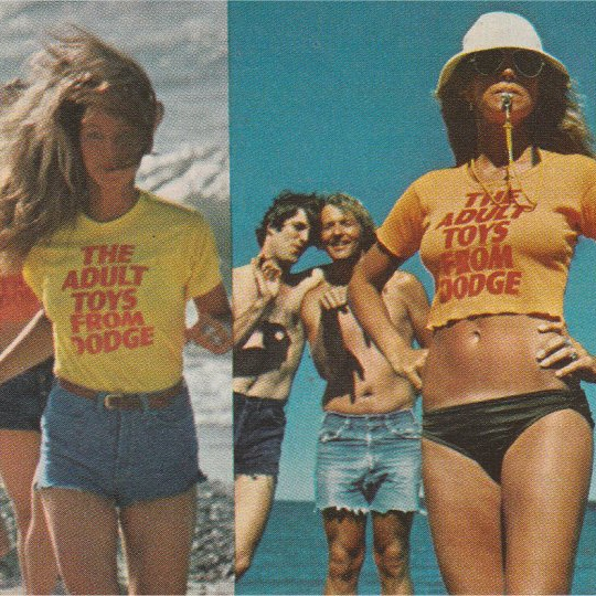 Ladies of the 70's