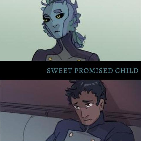 sweet promised child (Starling)