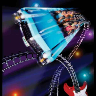 Rock and Roll RollerCoaster