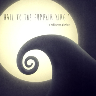 Hail to the pumpkin king.