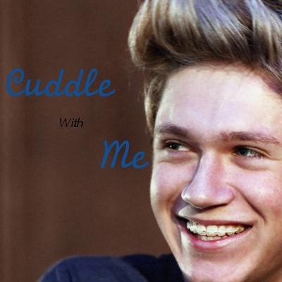 Cuddling with Niall