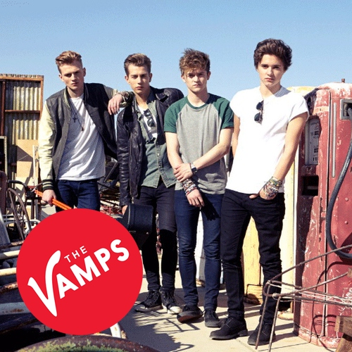 The Vamps (Empty Arena) Playlist