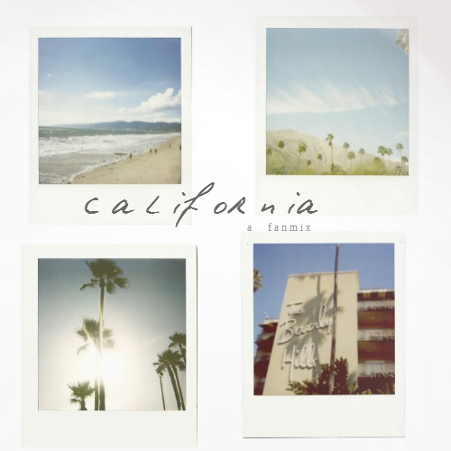 We don't need another fanmix about California