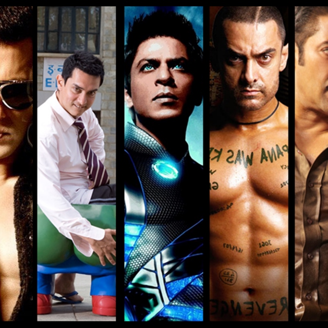 A decade of Bollywood (1 of 5)