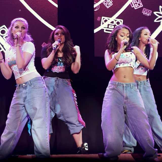Little Mix DNA Tour