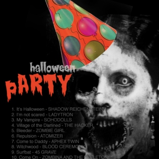 For a (Halloween) Party