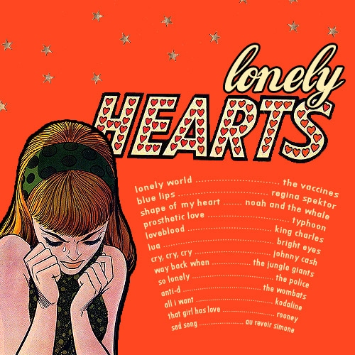 ♡ lonely hearts ♡