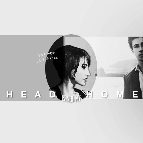 head is not my home