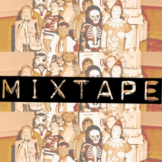 Sampler #87: MIXTAPE Halloween