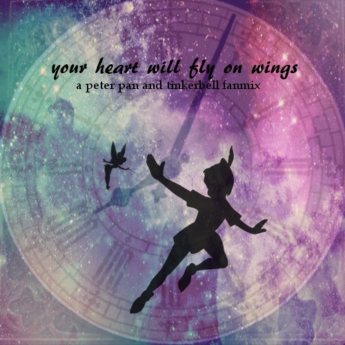 your heart will fly on wings
