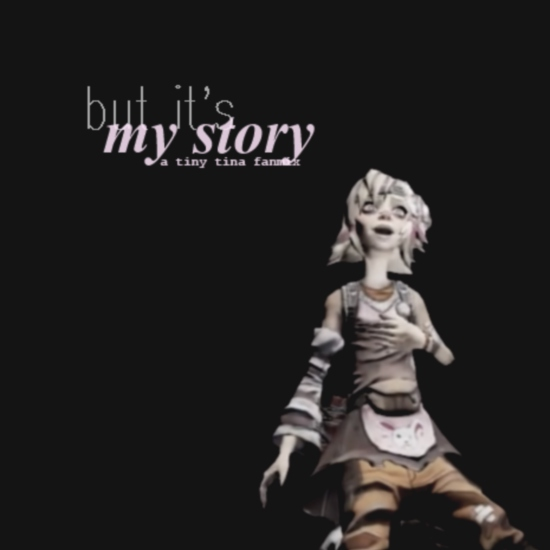 but it's my story