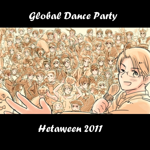 Global Dance Party - Hetaween 2011