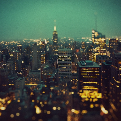 new york city dreams and morning cigarettes