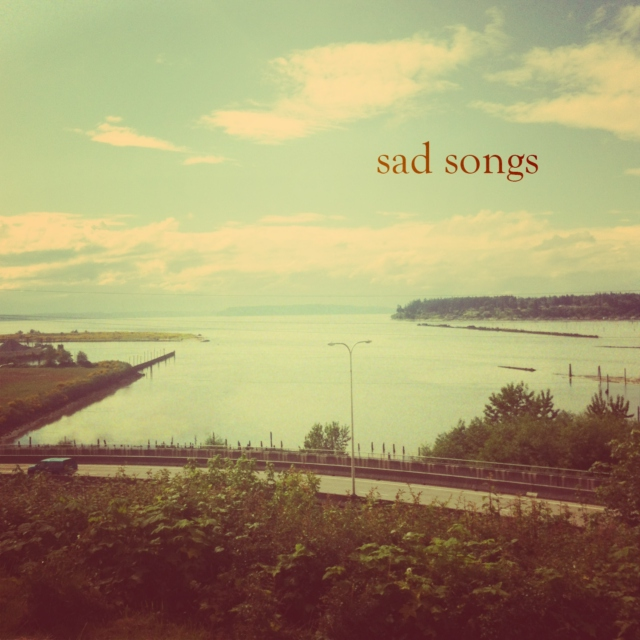 sad songs