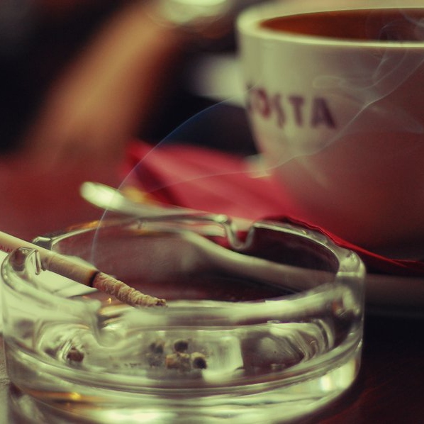 A cup of chill