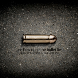 See How Deep The Bullet Lies