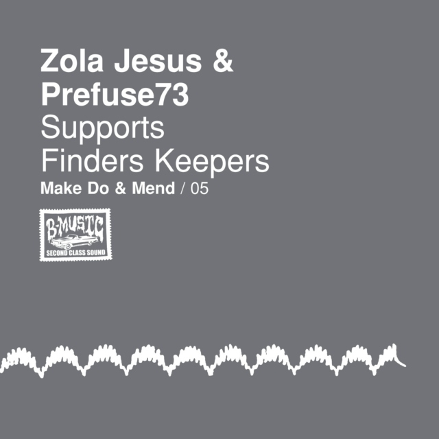 Make Do And Mend: Zola Jesus / Prefuse73