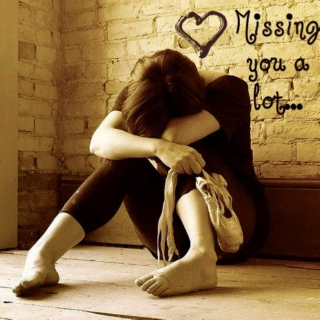 Missing you a lot...