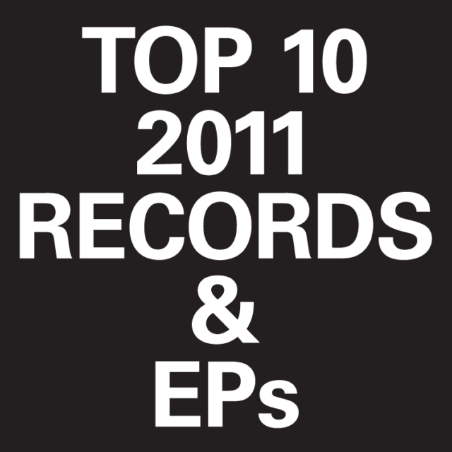 Ryan's 2011 Top 10 Mix