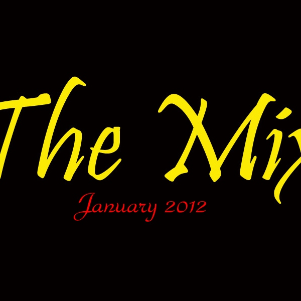 January 2012 (Beginning of the New Year Mix)
