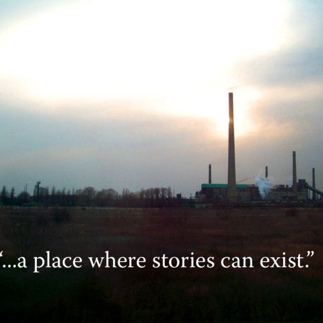 """""""...a place where stories can exist"""" mix"""