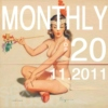 monthly top 20 // 11.2011