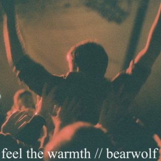 feel the warmth - bearwolf mix