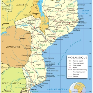 Moving to Mozambique