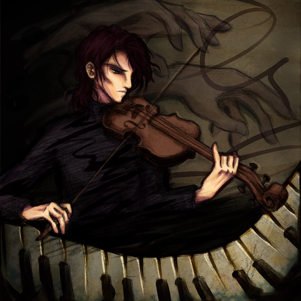 How about some violin & piano filled song