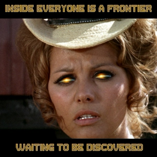 inside everyone is a frontier waiting to be discovered
