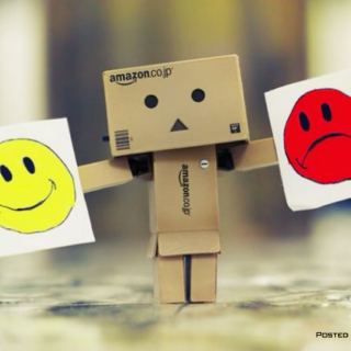 Be Sad and Keep Smiling