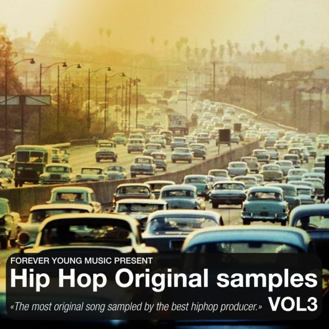forever young music Present Hip Hop Original Samples Vol3