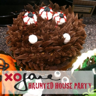 xoJane's Haunted House Party!
